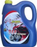 HI REV Super 4T: Semi Synthetic Engine Oil 10w40 4xLtr